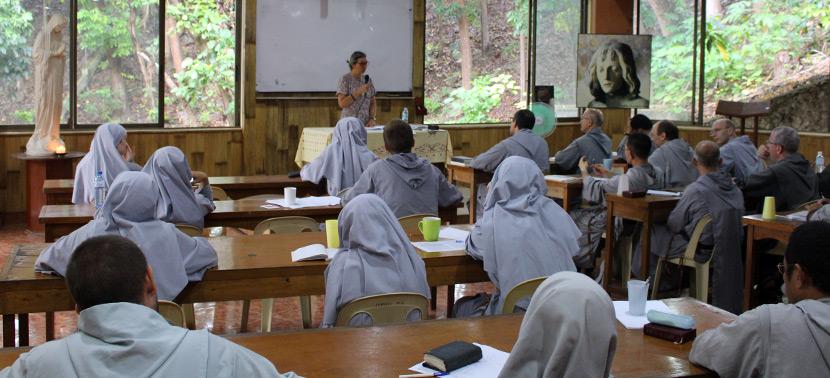 Rencontres vicariales en Asie