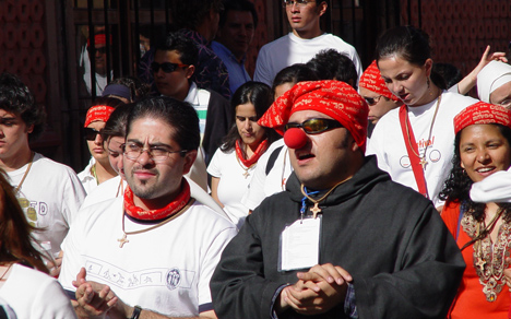 Frères de Saint-Jean, photo insolite