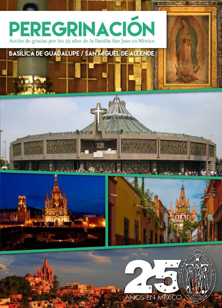 Jubilé de la Famille Saint-Jean : 25 ans de présence au Mexique