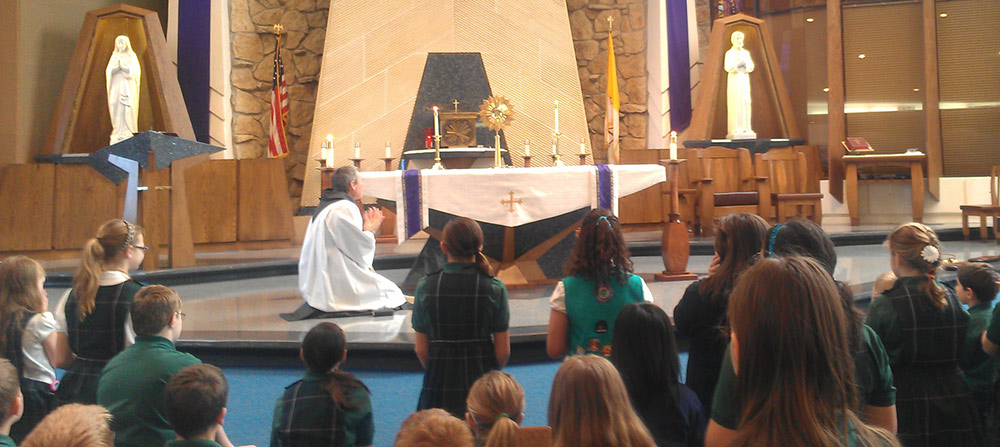 Adoration eucharistique des enfants : Children of Hope