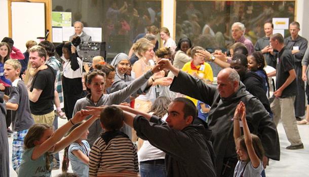 Festival des familles, Banneux avec les Frères de Saint-Jean