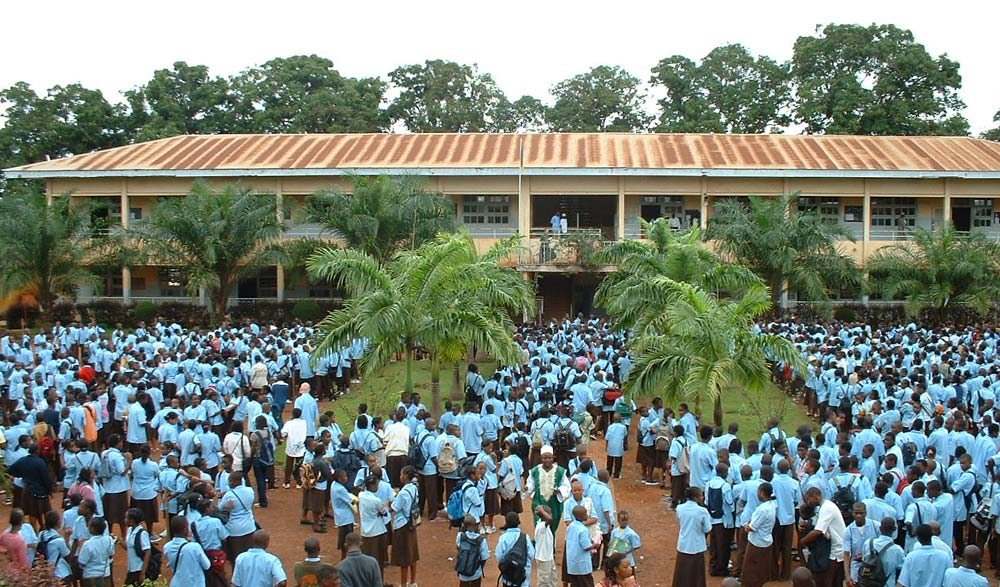 L'Institut Saint-Jean à Yaoundé
