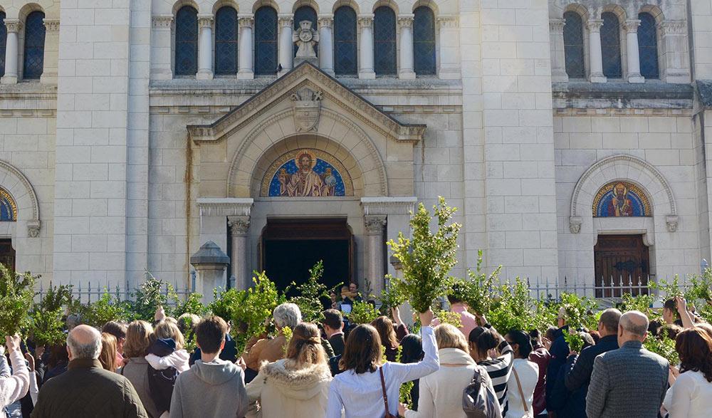 La paroisse St François de Sales