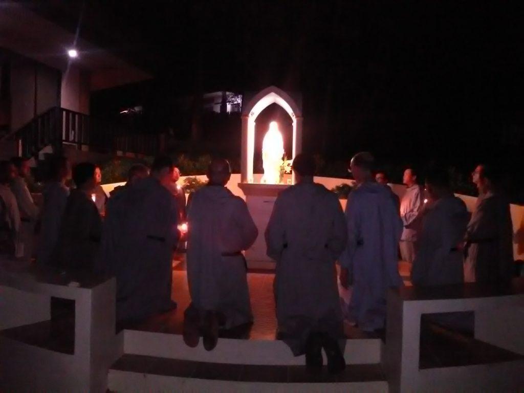 Rencontre vicariale des frères de Saint-Jean en Asie