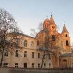 Prieuré des Frères de Saint-Jean à Vilnius
