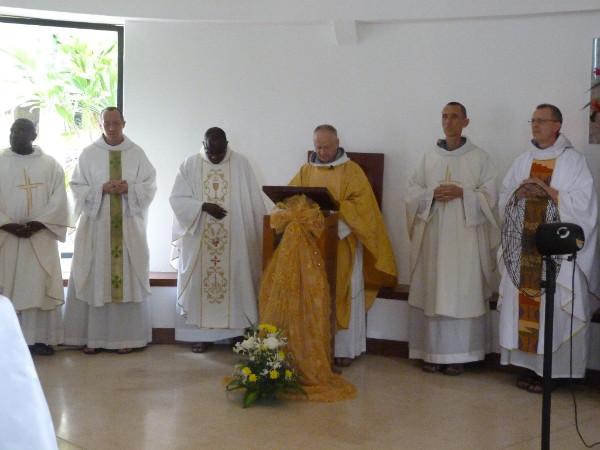 Frères de Saint-Jean à Abidjan