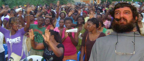 Caravane d'évangélisation au Cameroun