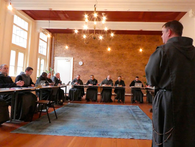 Europe : session des prieurs 2018 des Frères de Saint-Jean