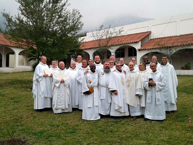 Amériques : session des prieurs des Frères de Saint-Jean