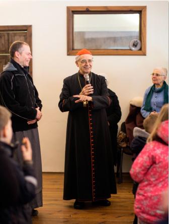 Vilnius : 25 ans du prieuré