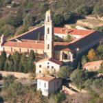 Prieuré des Frères de Saint-Jean à Corbara, Corse