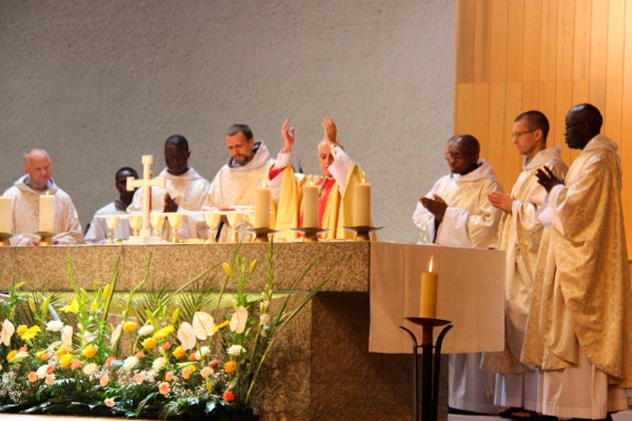 Frères de Saint-Jean : ordinations diaconales et sacerdotales 2018 des Frères de Saint-Jean