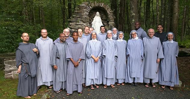 Retraite des frères et soeurs de saint-Jean aux États-Unis