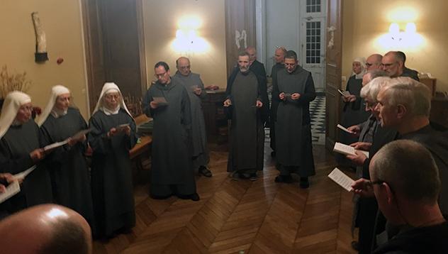 Chapitre vicarial France-Nord 2018 à Troussures