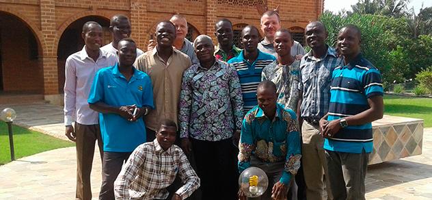 Projet Lumen Valley des Frères de Saint-Jean à Kara au Togo