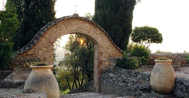 Porte Sainte du Jubilé de Notre-Dame de Grâces à Cotignac