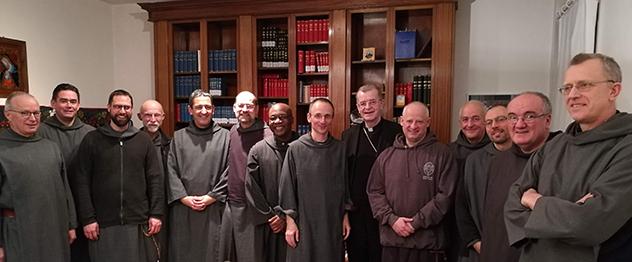 Frères de Saint-Jean : Chapitre vicarial Europe-Sud à Bucarest