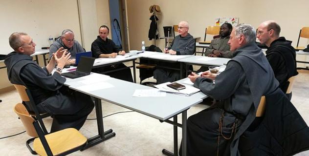 Frères de Saint-Jean : Réunion des lecteurs