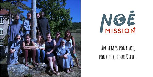 Les voeux de Noé Mission pour 2019