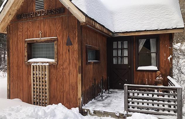 Hermitage Regina Caeli des Frères de Saint-Jean à Denver, Colorado