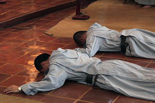 Professions simples chez les Frères de Saint-Jean à Cebu aux Philippines