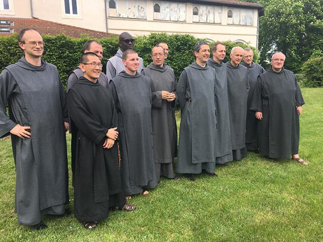 Gouvernance des Frères de Saint-Jean 2019