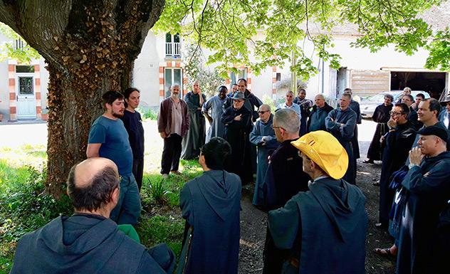 Journées vicariales France-Centre des Frères de Saint-Jean sur l'écologie