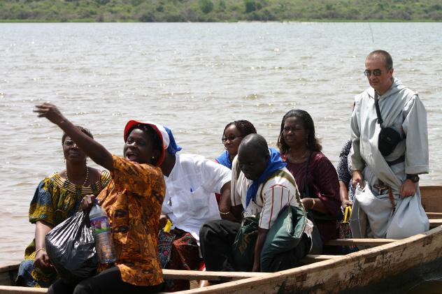 Frère Bernard de Lomé au Togo