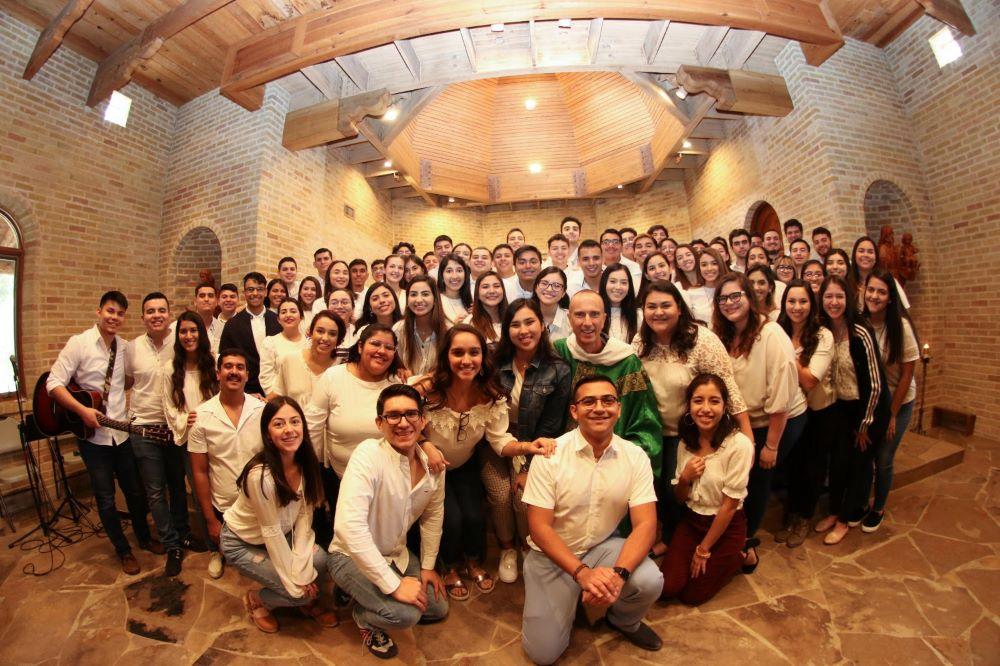 Retraite étudiants Laredo