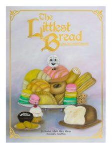 The littlest Bread, livre pour enfants de frère Gabriel Maria