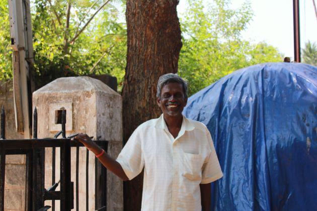 Le confinement à Pondichéry mai 2020