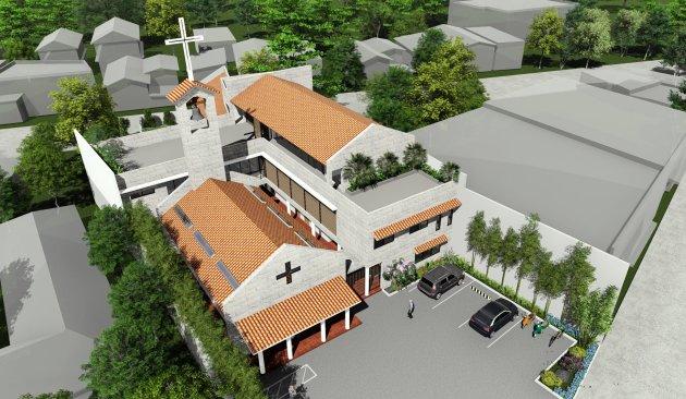 Le futur prieuré apostolique des Philippines Cébu