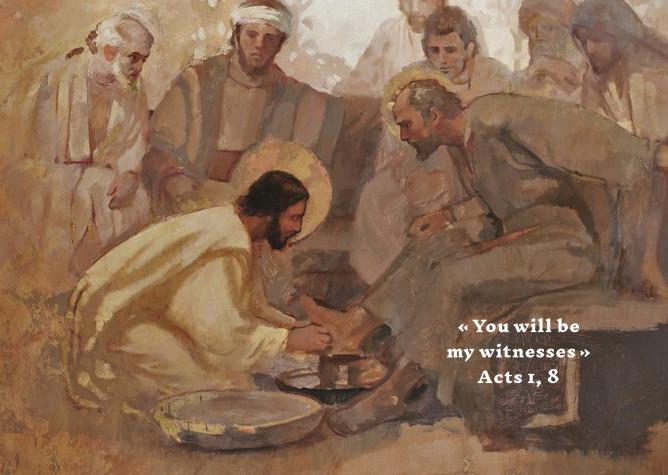 Ordination de frère Benedict-Charbel