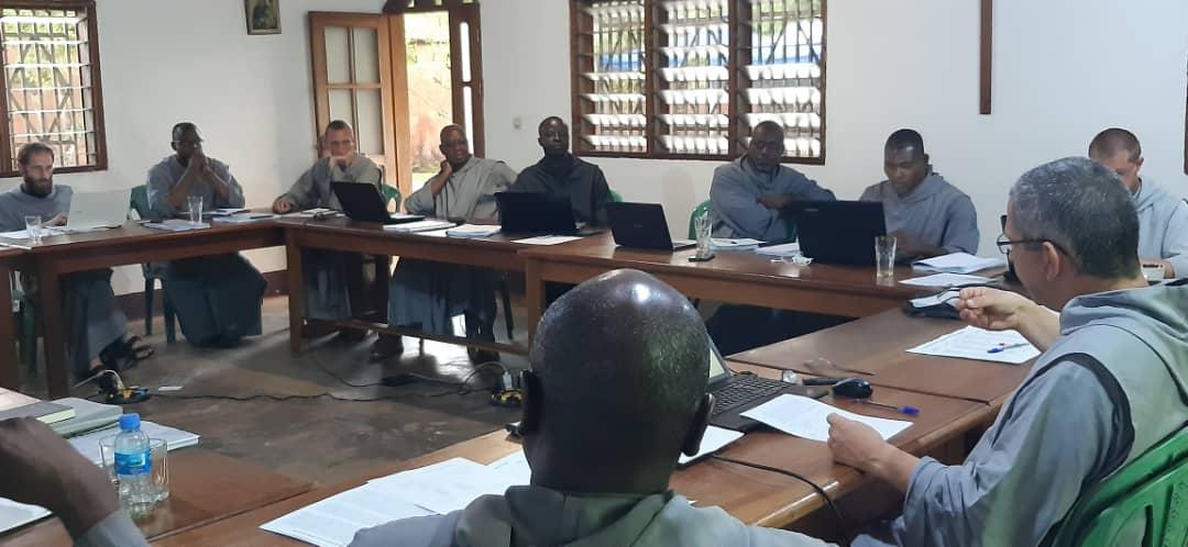 Chapitre extraordinaire pro-provincial Afrique 2020