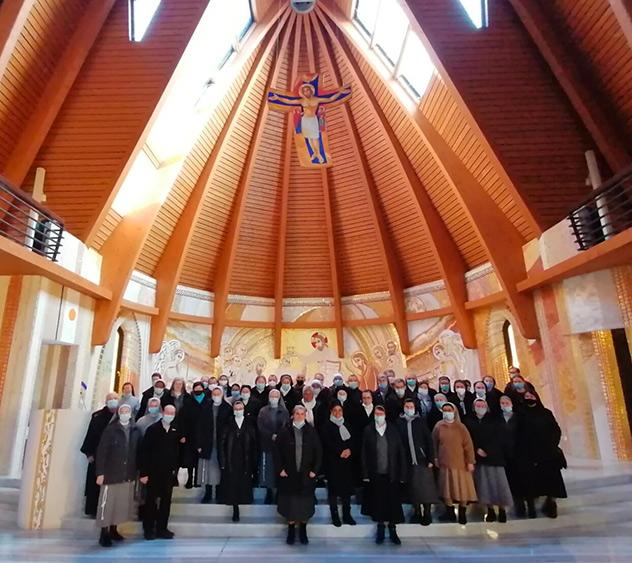 Récollection pour les religieuses et religieux de Bucarest